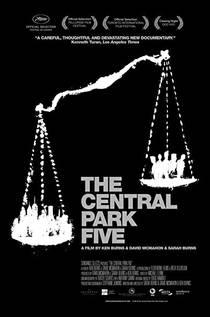 Picture of a movie: The Central Park Five