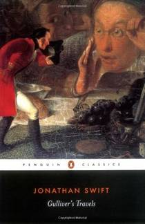 Picture of a book: Gulliver's Travels