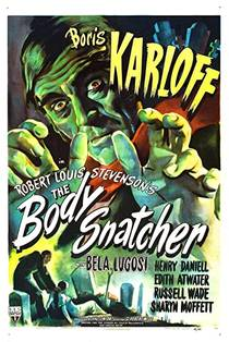 Picture of a movie: The Body Snatcher