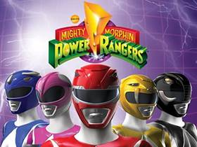 Picture of a TV show: Mighty Morphin Power Rangers