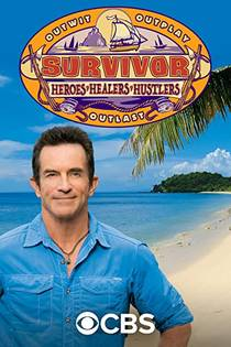 Picture of a TV show: Survivor