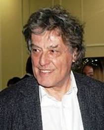 Picture of an author: Tom Stoppard