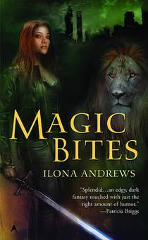 Picture of a book: Magic Bites