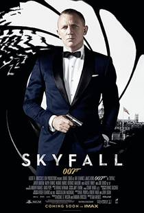 Picture of a movie: Skyfall