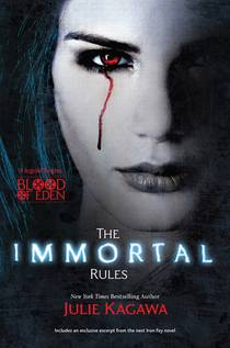 Picture of a book: The Immortal Rules