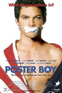 Picture of a movie: Poster Boy