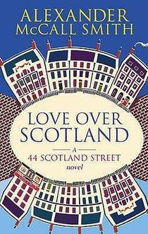 Picture of a book: Love Over Scotland