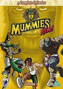 Picture of a TV show: Mummies Alive!