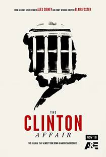 Picture of a TV show: The Clinton Affair