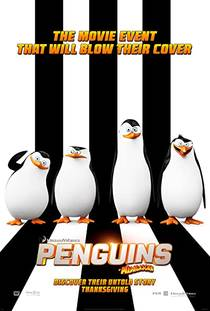Picture of a movie: Penguins Of Madagascar