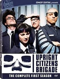 Picture of a TV show: Upright Citizens Brigade