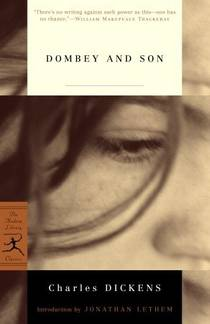 Picture of a book: Dombey And Son