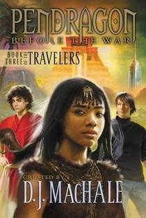 Picture of a book: The Travelers: Book Three