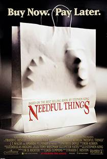 Picture of a movie: Needful Things