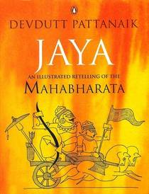 Picture of a book: Jaya: An Illustrated Retelling Of The Mahabharata