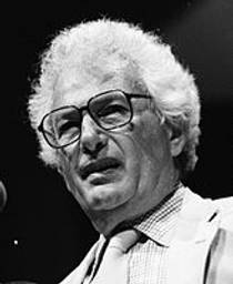 Picture of an author: Joseph Heller
