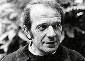 Picture of an author: Gilles Deleuze