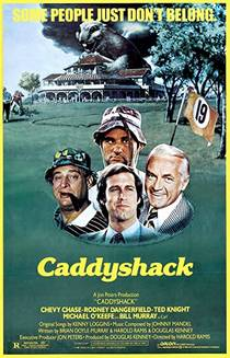 Picture of a movie: Caddyshack