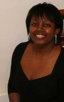Picture of an author: Malorie Blackman