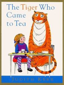 Picture of a book: The Tiger Who Came To Tea
