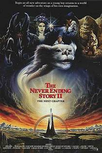 Picture of a movie: The Neverending Story II: The Next Chapter