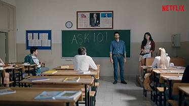 Picture of a TV show: Aşk 101