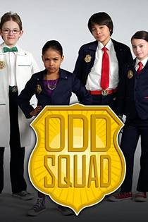 Picture of a TV show: Odd Squad