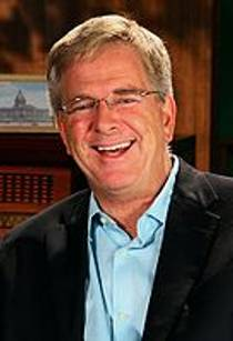 Picture of an author: Rick Steves