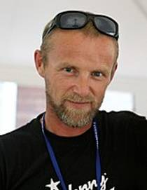 Picture of an author: Jo Nesbø