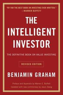 Picture of a book: The Intelligent Investor
