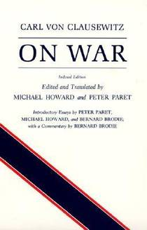 Picture of a book: On War