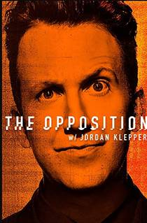 Picture of a TV show: The Opposition With Jordan Klepper