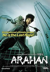 Picture of a movie: Arahan