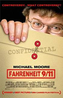 Picture of a movie: Fahrenheit 9/11