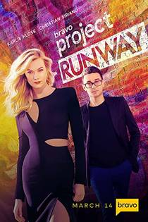 Picture of a TV show: Project Runway