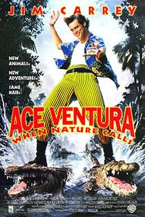 Picture of a movie: Ace Ventura: When Nature Calls
