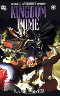 Picture of a book: Kingdom Come