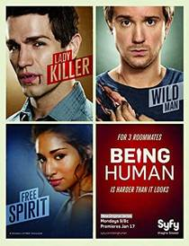 Picture of a TV show: Being Human