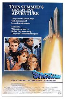 Picture of a movie: Spacecamp