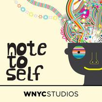 Picture of a podcast: Note To Self