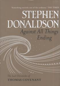 Picture of a book: Against All Things Ending