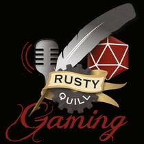 Picture of a podcast: Rusty Quill Gaming Podcast
