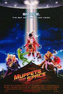 Picture of a movie: Muppets From Space