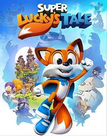 Picture of a game: Super Lucky's Tale