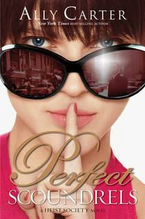 Picture of a book: Perfect Scoundrels