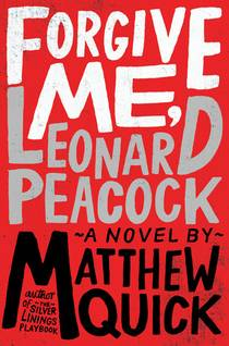 Picture of a book: Forgive Me, Leonard Peacock