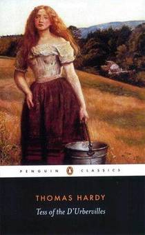 Picture of a book: Tess Of The D'urbervilles
