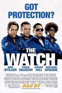 Picture of a movie: The Watch