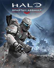 Picture of a game: Halo: Spartan Assault