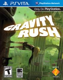 Picture of a game: Gravity Rush